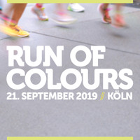 run of colours 21.09.19